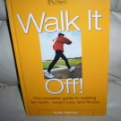 Walk It Off  Complete Guide Hardcover Book  BNK2312