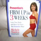 Firm Up In Three Weeks  By Prevention  BNK2328