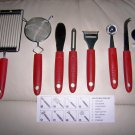 8 Pcs Kitchen Tool Set   BNK2362
