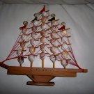 Shell Sailing Ship  BNK2369