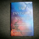 """The Invisible World"" Hardcover Jacket Book   BNK2377"