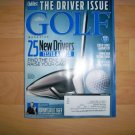 Golf Magazine The Driver Issue March 2012  BNK2415