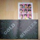 9 Elvis Stamps    BNK2453