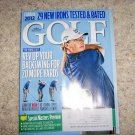 Golf Digest MAgazine   April 2012  BNK2454