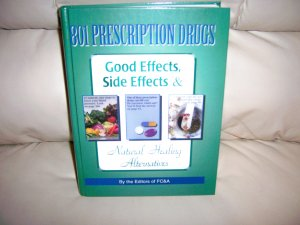 801 Prescription Drugs Good Effects& Side Effects BNK2467