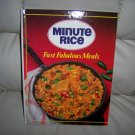 Minute Rice Recipes Fast Fabulous Soups-Rice-Dishes-Desserts BNK2502