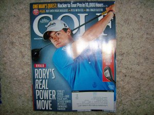 Golf Magazine  May 2012  BNK2506