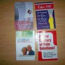 Set Of Four Health Brochures   BNK2594