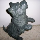 Black Scottie Dog Door Stop Or Just Figurene  BNK2596