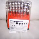 Red Case With 18 General Drill Bits  BNK2598