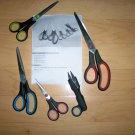 Five Sissors Set   BNK2606