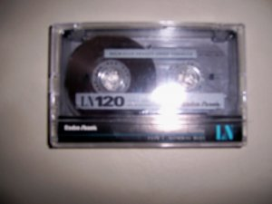 LN Cassette Recordable Tape  BNK2709