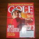 Golf Magazine Aug 2012  BNK2716