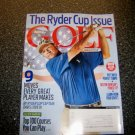 Golf Magazine  September 2012   BNK2729