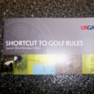 Shortcut To Golf Rules USGA    BNK2730