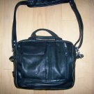 "Leather Purse 11""x9""x4"" Shoulder And Carry Straps BNK2753"
