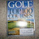 Golf Magazine Sept 2011  BNK2755