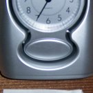 Desk Clock Battery Operated w Alarm & Second Hand BNK2759