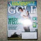 Golf Magazine July 2013  Wedge It Close  BNK2780