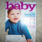 American Baby Magazine January 2013