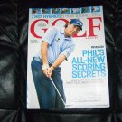 Golf Magazine December 2013  Phil's New Scoring Secrets BNK2821