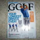 Golf Magazine Feb 2014 Longest Drives BNK2832