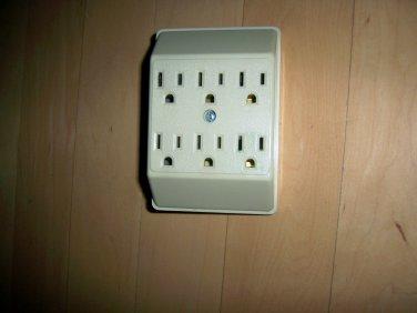 6 Way Polorized Plug In  BNK2836