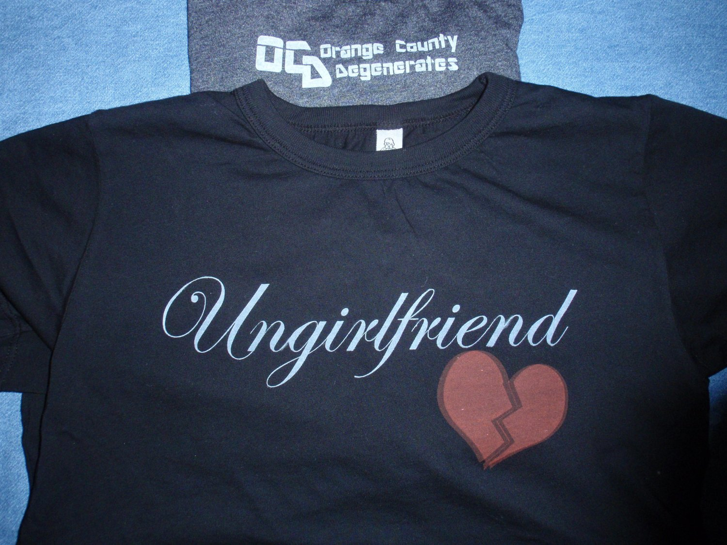 Ungirlfriend T-Shirt