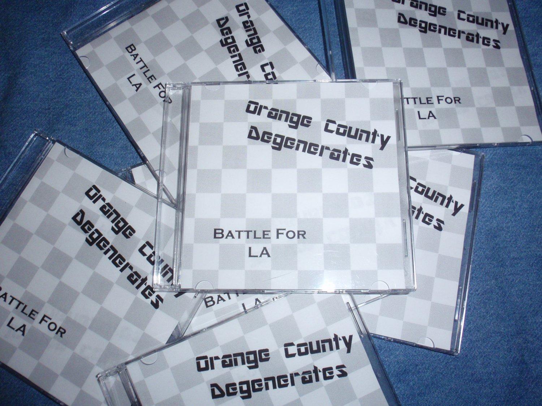 Battle for LA (Special Edition EP)