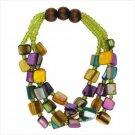 Rainbow Nautilus Bracelet
