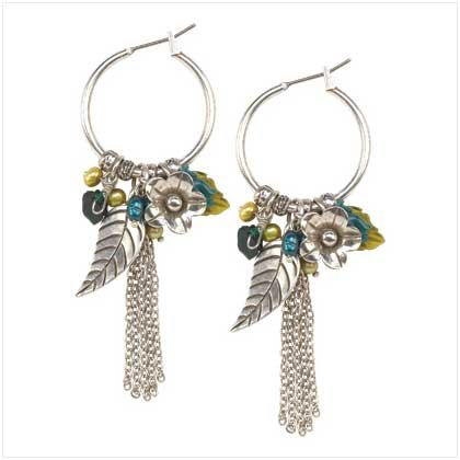 Katie`s Garden Earrings