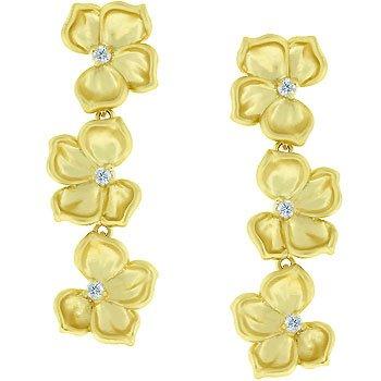 Floral Elegance Earrings
