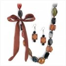 Autumn Ember Jewelry Set