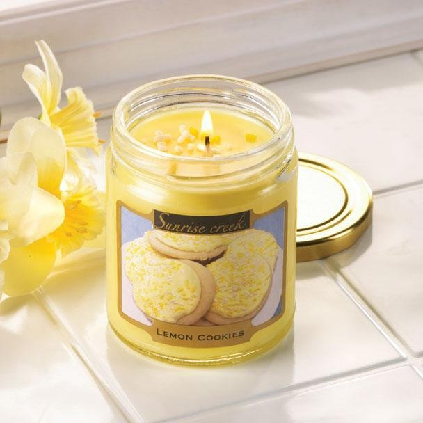 Lemon Cookies Scent Candle
