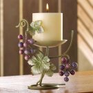 Grapevine Pillar Candle Stand