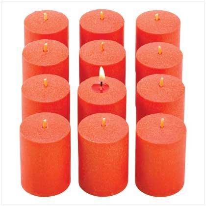 Orange Grove Votive Candles