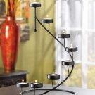 Metal Spiral Candleholder