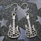 Guitar Dangle Earrings
