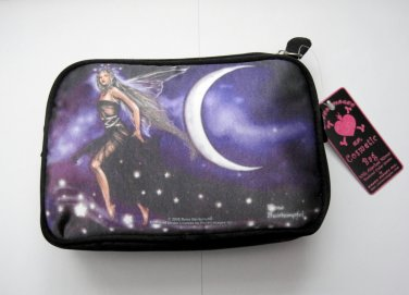 Moon Fairy Purple Cosmetic Bag