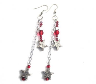 RockStar Rocker Dangle Earrings