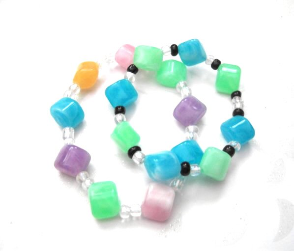 Little Girls Bracelet Set