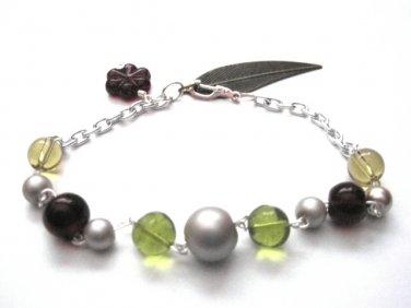 Leaf Autumn Bracelet