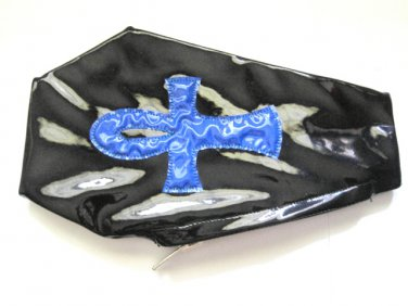 Coffin Goth Style Ankh Coin Purse