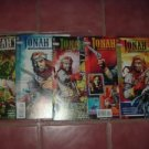 Jonah Hex: Riders of the Worm and Such FULL COMIC SERIES #1-5 NEAR MINT, movie already out
