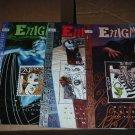 Enigma #1, 2, 3 (#1-3 Run) DC Vertigo Comics. Peter Milligan Story.  SAVE $$$ COMBINING SHIPPING