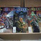 Goddess #1-3 (#1, 2, 3 run) by Garth Ennis.  DC/Vertigo Comics, SAVE $$$ with COMBINED SHIPPING