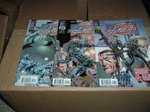The Patriots #1, 2, 3 (#1-3 RUN) DC/Wildstorm Comics.  SAVE $$ by combining items