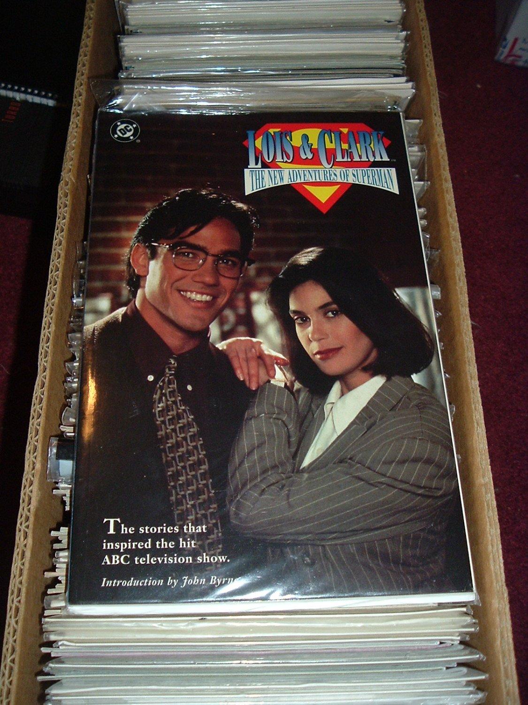 Lois & Clark: The New Adventures of Superman NEW UNREAD TPB NEAR MINT (DC Comics)