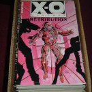 X-O Manowar TPB: Retribution (Collects Valiant comics issues #1-4) BRAND NEW UNREAD, very fine-