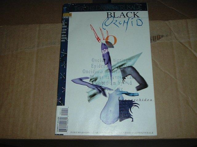 Black Orchid #1+ Annual #1 Children's Crusade (DC Vertigo Comics) COMBINE & SAVE $$$